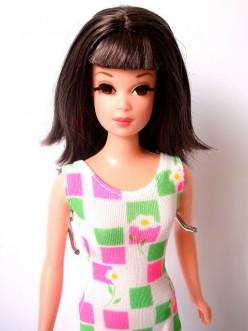 Francie Doll's Mod Wardrobe: 1968