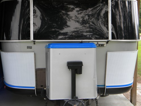 How To Install An Asisit Handle On A Travel Trailer