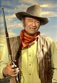 TOM SELLECK could star in the John Wayne Story when it is finally made. Who better than Selleck to star as The Duke with his statuesque body, smile, and gruff exterior? Selleck could do it.