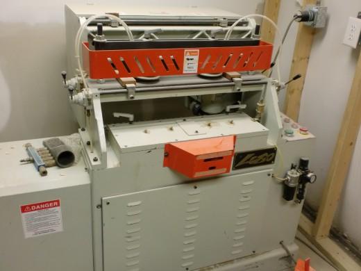 Lobo Dovetail Drawer Machine