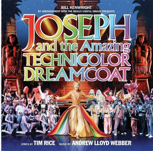 You love may like Jason playing Joseph but I bet she doen't want his Coat!
