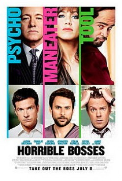 How do you deal with your horrible bosses?