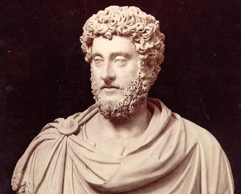 The real Commodus. Not as good looking as Phoenix, huh?