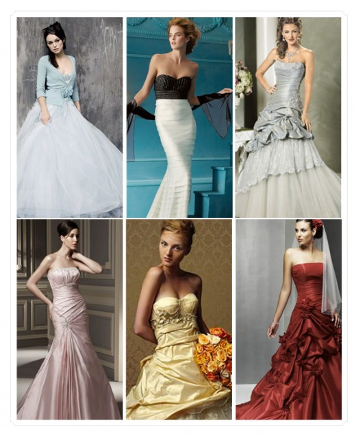 Wedding dress styles how to choose a perfect wedding for How to choose a wedding dress