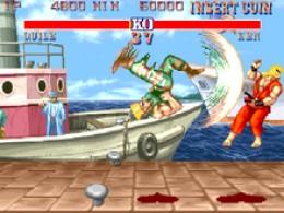 Street Fighter 2: Champion Edition Gameplay