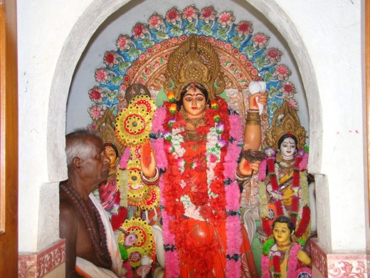 Goddess Dwarika Chandi