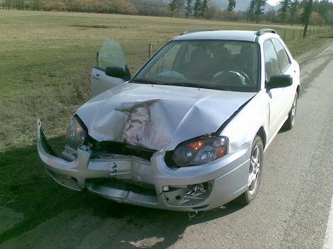 Car Accident...