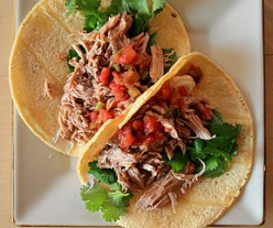Cooking Pork - A Recipe for Carnitas in the Slow Cooker