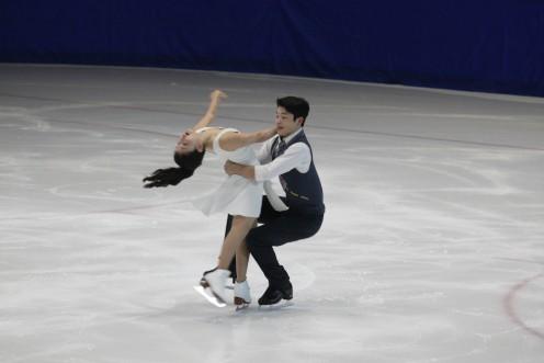 Maia and Alex Shibutani World Bronze medalists