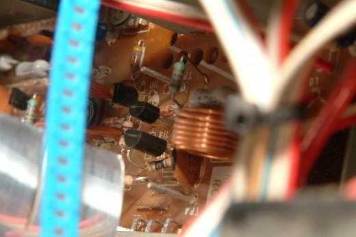 PC Board copper coil