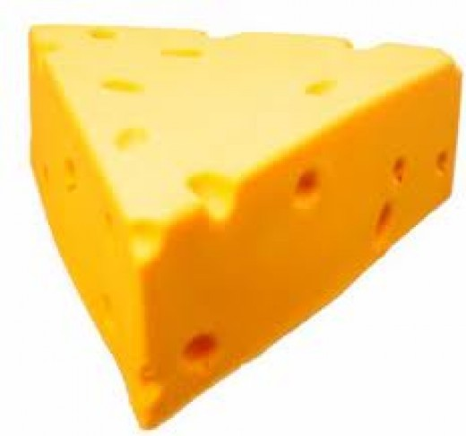 SHARP CHEESE is more than just an old stand-by. Sharp cheese has seen me through many-a lonely night.