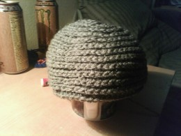 A Strata Hat for my co-worker, he loves it by the way!
