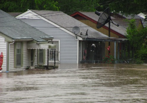 This flood happened last year in Nashville due in large part to negligence and lots of rain. I only escaped because I lived on a hill and was one the higher spots around.