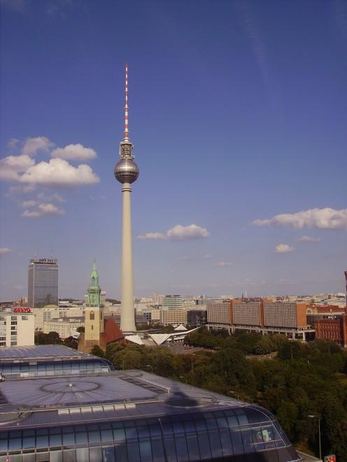 'Fernsehturm', Berlin
