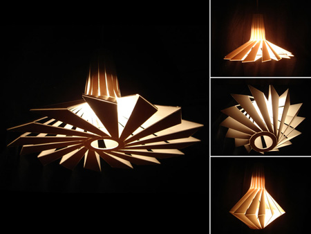 Pendant lamp Sample With Style