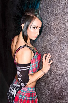 Christina Von Eerie - Toxine