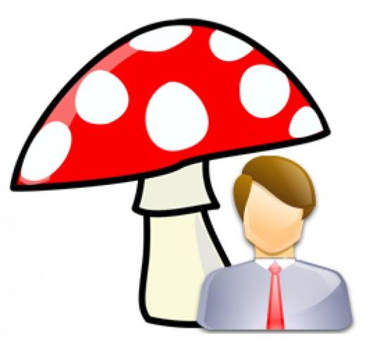 Icon for Mushroom Observer User template