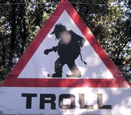 WARNING: DO NOT PET THE TROLLS