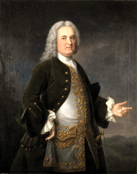 Sir George Downing, 3rd Baronet