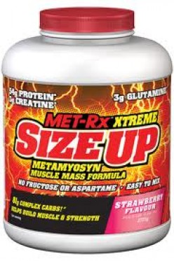 A Review Of The Met-Rx Size-Up Supplement