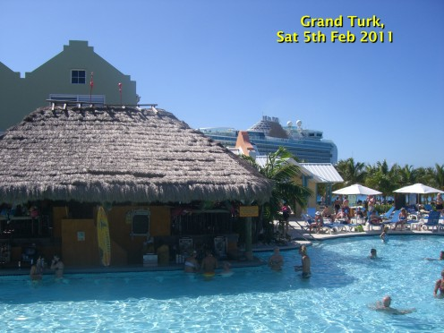 Grand Turk cruise centre