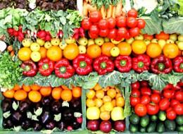 Indian vegetables.