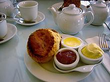 Small tea setting