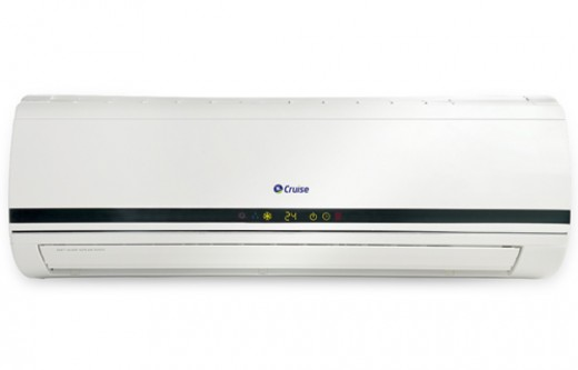 Split Air Conditioners from Cruise AC