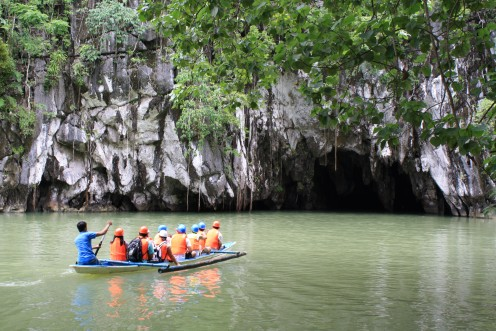 Puerto Princesa Underground River - The Official Nominee of the Philippines to the New 7 Wonders of Nature