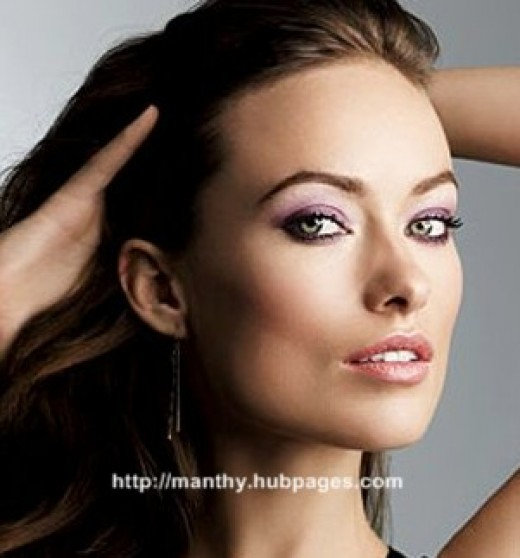 Olivia wilde is known for her sexy eyes. Very Sultry