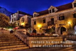 Makarska Central Square