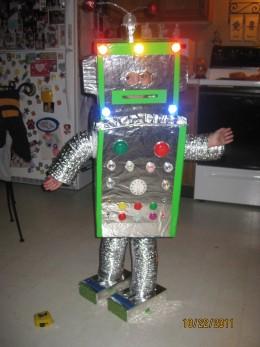 Do the robot!