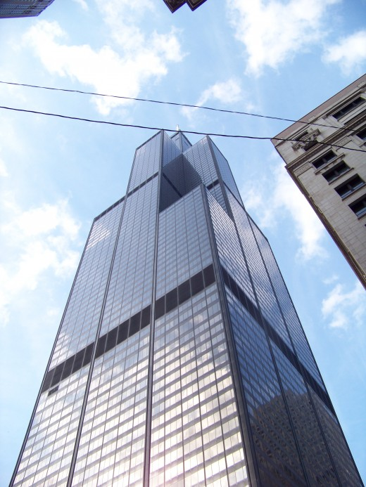 Willis Tower, Chicago Illinois