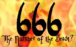 666 The Number of the Beast?