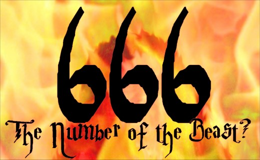 666 - Number of the Beast?