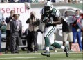 New York Jets' LaDainian Tomlinson runs with the ball during the second quarter of an NFL football game against the San Diego Chargers, Sunday, Oct. 23, 2011, in East Rutherford, N.J. (AP Photo/Kathy Willens)