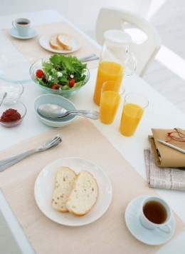 what time should we eat breakfast?