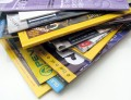 5 Ways to Recycle Old Magazines