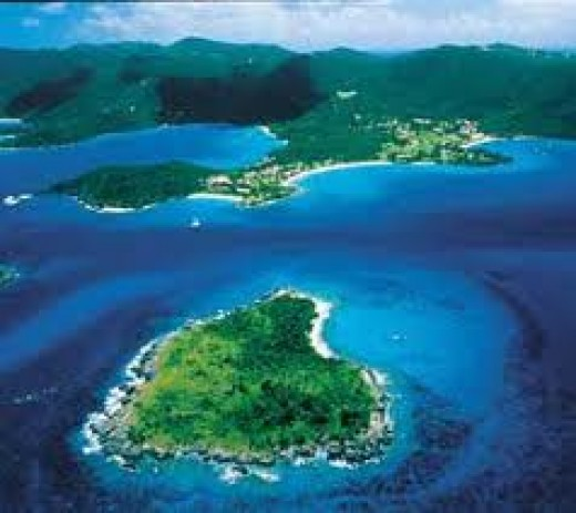 Another shot of Virgin Islands