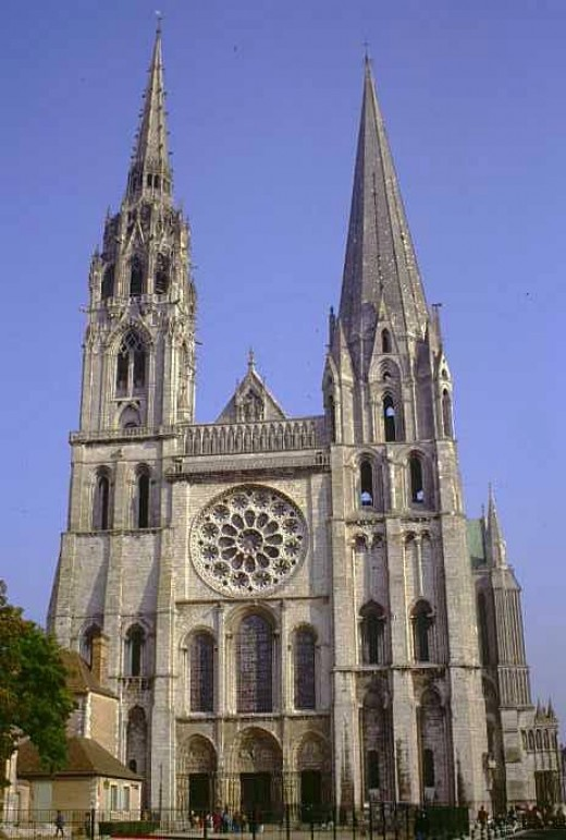 gothic art and architecture Gothic art emerged during the medieval gothic period, which lasted for more than  200  it was largely facilitated by the concurrent growth of gothic architecture.