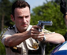 Rick Grimes - The Living Dead's nemesis?