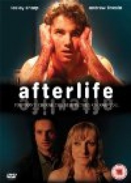 Afterlife - 2006 UK TV series starring Andrew Lincoln and Lesley Sharp - talking to real dead people, not the walking dead.
