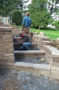 How to Build Stone Walls & Steps