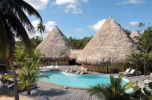 Kanantik Reef and Jungle Resort, Belize