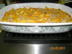 Easy Chicken Recipe: Chicken Divan with Broccoli and Carrots