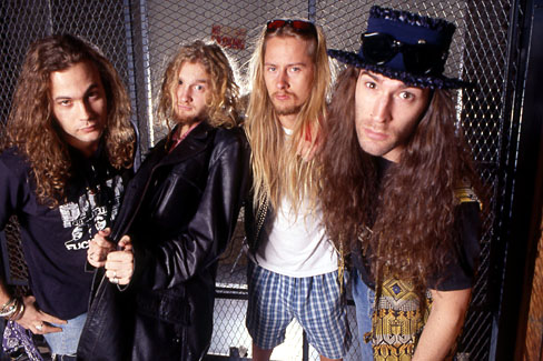 Alice in Chains, circa 1993