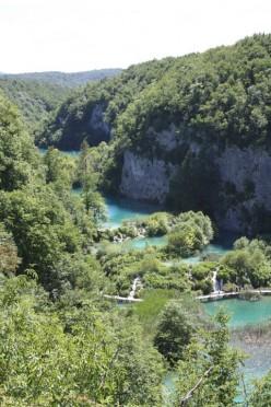 Plitvice Lakes Croatia - Waterfalls and Walkways