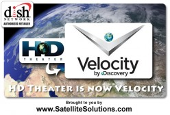HD Theater is gone - it's now Velocity. What happened to HD Theater?