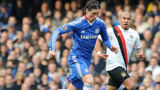 Fernando Torres at Chelsea Football Club