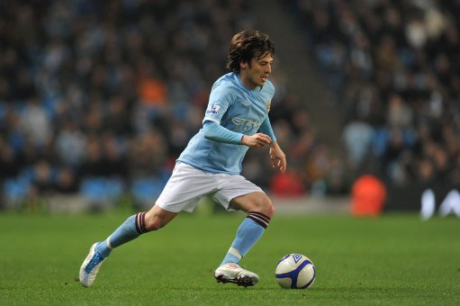 David Silva at Manchester City Football Club
